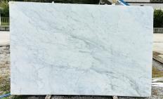 Lieferung gesägte Unmaßplatten 2 cm aus Natur Marmor CALACATTA ARNI Z0195. Detail Bild Fotos