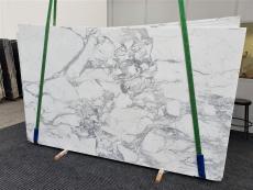 Lieferung polierte Unmaßplatten 2 cm aus Natur Marmor CALACATTA EXTRA 1373. Detail Bild Fotos
