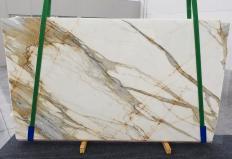 Lieferung polierte Unmaßplatten 2 cm aus Natur Marmor CALACATTA MACCHIAVECCHIA 1272. Detail Bild Fotos