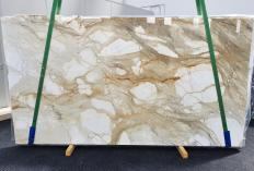 Lieferung polierte Unmaßplatten 2 cm aus Natur Marmor CALACATTA MACCHIAVECCHIA 1429. Detail Bild Fotos