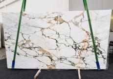 Lieferung polierte Unmaßplatten 2 cm aus Natur Marmor CALACATTA MACCHIAVECCHIA GL 1131. Detail Bild Fotos