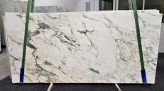 Lieferung polierte Unmaßplatten 2 cm aus Natur Marmor CALACATTA MONET 1067. Detail Bild Fotos