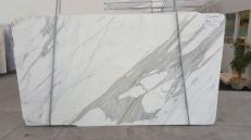 Lieferung polierte Unmaßplatten 3 cm aus Natur Marmor CALACATTA ORO EXTRA GL 791. Detail Bild Fotos