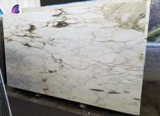Lieferung polierte Unmaßplatten 2 cm aus Natur Marmor CALACATTA VAGLI VENA FINA Z0045. Detail Bild Fotos