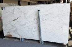 Lieferung polierte Unmaßplatten 2 cm aus Natur Marmor CALACATTA VAGLI VENA FINA U0134. Detail Bild Fotos