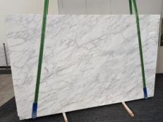 Lieferung polierte Unmaßplatten 2 cm aus Natur Marmor CALACATTA VAGLI VENA FINA GL 1128. Detail Bild Fotos