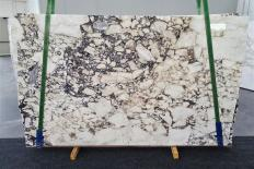 Lieferung polierte Unmaßplatten 2 cm aus Natur Marmor CALACATTA VIOLA 12911. Detail Bild Fotos