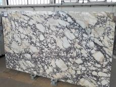 Lieferung polierte Unmaßplatten 2 cm aus Natur Marmor CALACATTA VIOLA T0400. Detail Bild Fotos