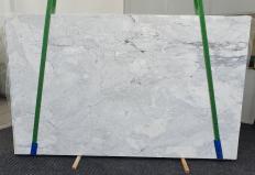 Lieferung polierte Unmaßplatten 2 cm aus Natur Marmor CALACATTA 1436. Detail Bild Fotos