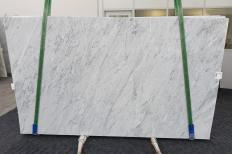 Lieferung polierte Unmaßplatten 2 cm aus Natur Marmor CARRARA 1240. Detail Bild Fotos