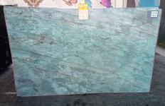 Lieferung polierte Unmaßplatten 2 cm aus Natur Quarzit EMERALD GREEN Z0209. Detail Bild Fotos