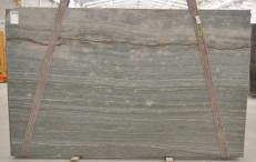 Lieferung polierte Unmaßplatten 3 cm aus Natur Quarzit ESMERALDA D-191022. Detail Bild Fotos