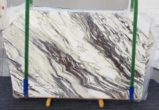 Lieferung polierte Unmaßplatten 2 cm aus Natur Marmor FANTASTICO ARNI 1211. Detail Bild Fotos