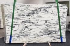 Lieferung polierte Unmaßplatten 2 cm aus Natur Marmor FANTASTICO ARNI 1190. Detail Bild Fotos