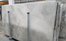 Lieferung polierte Unmaßplatten 2 cm aus Natur Marmor FIOR DI BOSCO CHIARO 1342M. Detail Bild Fotos