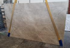 Lieferung polierte Unmaßplatten 2 cm aus Natur Marmor FIOR DI BOSCO CHIARO T0111. Detail Bild Fotos