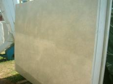 Lieferung polierte Unmaßplatten 2 cm aus Natur Marmor FOSSIL GREEN EM_0501. Detail Bild Fotos