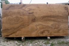 Lieferung polierte Unmaßplatten 2 cm aus Natur Onyx FOSSIL ONYX DARK E_H381. Detail Bild Fotos