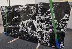 Lieferung polierte Unmaßplatten 2 cm aus Natur Marmor GRAND ANTIQUE 1122. Detail Bild Fotos