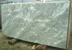 Lieferung polierte Unmaßplatten 2 cm aus Natur Marmor GREEN ANTIGUA E_S329. Detail Bild Fotos