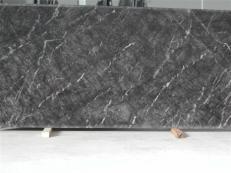 Lieferung polierte Unmaßplatten 2 cm aus Natur Marmor GRIGIO CARNICO SRC3412. Detail Bild Fotos