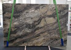 Lieferung polierte Unmaßplatten 2 cm aus Natur Marmor GRIGIO OROBICO 1036. Detail Bild Fotos