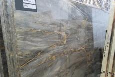 Lieferung polierte Unmaßplatten 2 cm aus Natur Marmor Grigio Siena U0110. Detail Bild Fotos