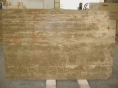 Lieferung geschliffene Unmaßplatten 2 cm aus Natur Kalkstein JERUSALEM MINK JS4847 J-07135. Detail Bild Fotos