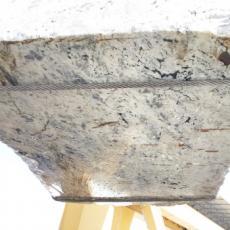 Lieferung rohe Blöcke 88.9 cm aus Natur Labradorit LABRADORITE BIANCA GL D190308. Detail Bild Fotos