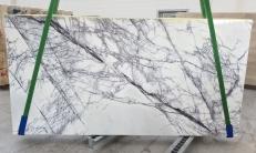 Lieferung polierte Unmaßplatten 2 cm aus Natur Marmor LILAC 1205. Detail Bild Fotos