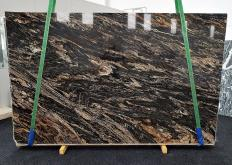 Lieferung polierte Unmaßplatten 3 cm aus Natur Granit MAGMA 1391. Detail Bild Fotos