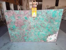 Lieferung polierte Unmaßplatten 2 cm aus Natur Marmor MALACHITE Z0026. Detail Bild Fotos