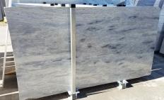 Lieferung polierte Unmaßplatten 2 cm aus Natur Marmor Manhattan Grey Z0586. Detail Bild Fotos