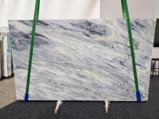 Lieferung polierte Unmaßplatten 3 cm aus Natur Marmor Manhattan Grey 1207. Detail Bild Fotos