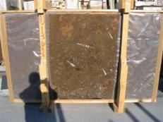 Lieferung polierte Unmaßplatten 2 cm aus Natur Marmor MARRON FOSSIL edi222mfxx. Detail Bild Fotos