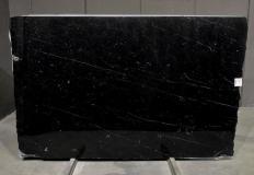 Lieferung polierte Unmaßplatten 3 cm aus Natur Marmor NERO MARQUINA 1758M. Detail Bild Fotos