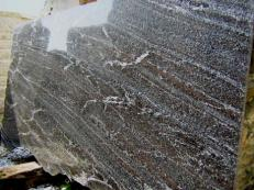 Lieferung polierte Unmaßplatten 2 cm aus Natur Granit NORDIC SUNSET E_S5324. Detail Bild Fotos