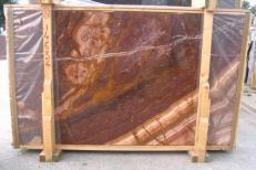 Lieferung geschliffene Unmaßplatten 2 cm aus Natur Onyx ONICE PASSION E_H367. Detail Bild Fotos
