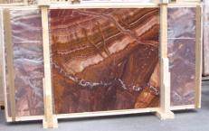 Lieferung geschliffene Unmaßplatten 2 cm aus Natur Onyx ONICE PASSION E_15162. Detail Bild Fotos