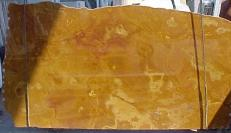 Lieferung polierte Unmaßplatten 2 cm aus Natur Onyx ONYX GOLD E-OG14641. Detail Bild Fotos