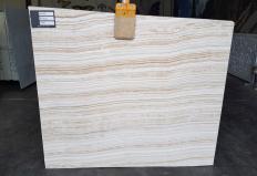 Lieferung polierte Unmaßplatten 2 cm aus Natur Onyx ONYX WAVE UL0037. Detail Bild Fotos