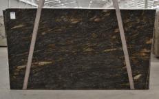 Lieferung polierte Unmaßplatten 2 cm aus Natur Granit ORION BQ02089. Detail Bild Fotos