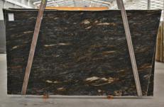 Lieferung polierte Unmaßplatten 3 cm aus Natur Granit ORION BQ02296. Detail Bild Fotos