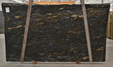 Lieferung polierte Unmaßplatten 3 cm aus Natur Granit ORION BQO2296. Detail Bild Fotos