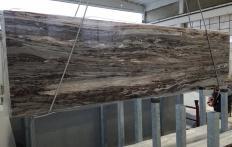 Lieferung polierte Unmaßplatten 2 cm aus Natur Marmor PALISSANDRO BRONZO VENATO Z0164. Detail Bild Fotos