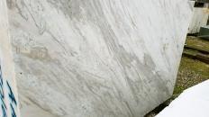 Lieferung diamantgesägte Blöcke 124 cm aus Natur Dolomit palissandro classico Z0168. Detail Bild Fotos