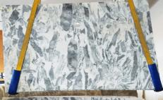 Lieferung polierte Unmaßplatten 2 cm aus Natur Marmor PANDA AA T0149. Detail Bild Fotos