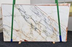 Lieferung polierte Unmaßplatten 2 cm aus Natur Marmor PAONAZZO EXTRA 1425. Detail Bild Fotos