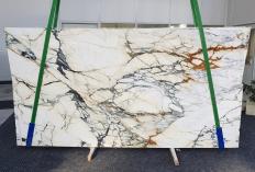 Lieferung polierte Unmaßplatten 2 cm aus Natur Marmor PAONAZZO 1276. Detail Bild Fotos