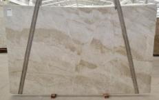 Lieferung polierte Unmaßplatten 2 cm aus Natur Quarzit PERLA VENATA BQ02209. Detail Bild Fotos